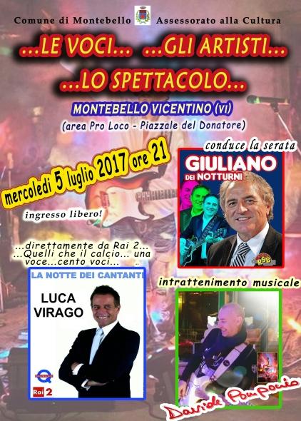 Giuliano luglio 2017