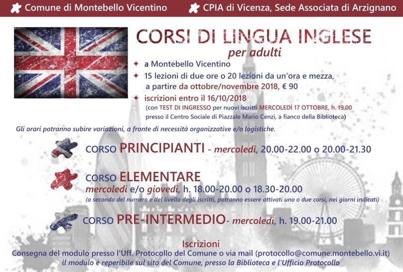 locandina corsi inglese_2018-19