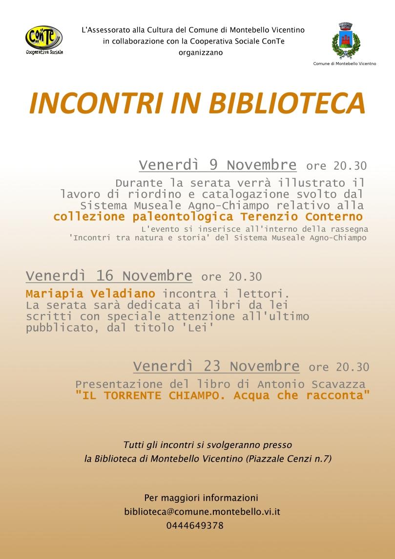 incontri autori novembre 18